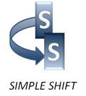 Simple Shift logo